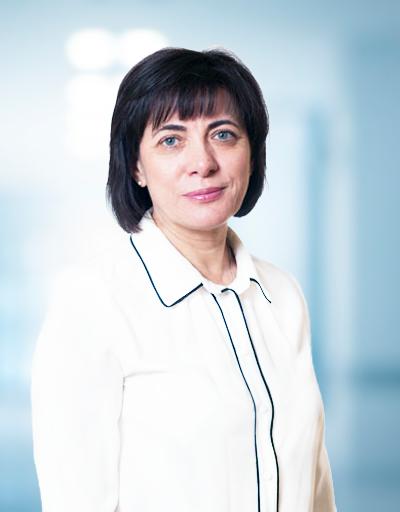 Устименко Світлана Борисівна