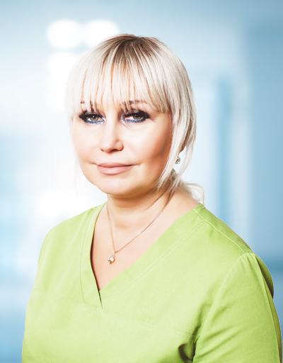 Тарнопольская Ирина Николаевна